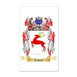 Casner 35x21 Wall Decal