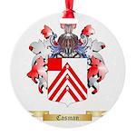 Casman Round Ornament