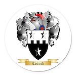 Casiroli Round Car Magnet