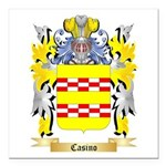 Casino Square Car Magnet 3