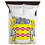 Casino Queen Duvet