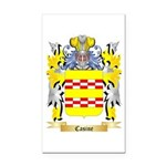 Casine Rectangle Car Magnet