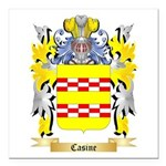 Casine Square Car Magnet 3