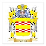 Casina Square Car Magnet 3
