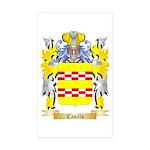 Casillo Sticker (Rectangle 10 pk)