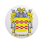 Casillo Ornament (Round)