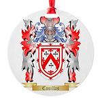 Casillas Round Ornament