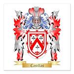 Casillas Square Car Magnet 3