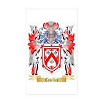 Casillas Sticker (Rectangle 50 pk)