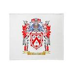 Casillas Throw Blanket