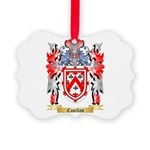 Casillas Picture Ornament