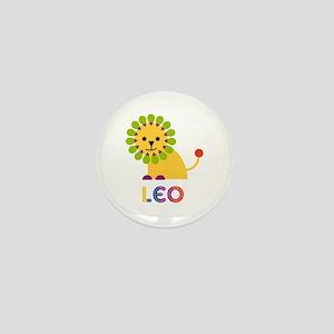 Leo Loves Lions Mini Button