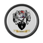 Casier Large Wall Clock