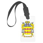 Casiello Large Luggage Tag