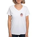 Cashman Women's V-Neck T-Shirt