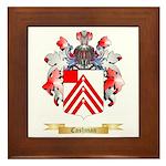 Cashman Framed Tile