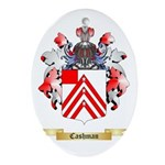 Cashman Ornament (Oval)