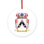 Cashin Ornament (Round)