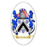 Cash Sticker (Oval 10 pk)