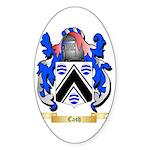 Cash Sticker (Oval 50 pk)