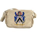 Cash Messenger Bag