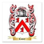 Casey Square Car Magnet 3