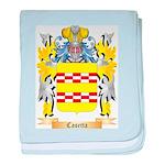 Casetta baby blanket