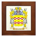 Casetta Framed Tile
