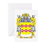 Caset Greeting Cards (Pk of 20)