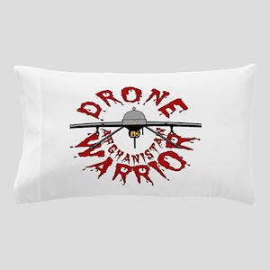 Predator Drone Warrior Pillow Case