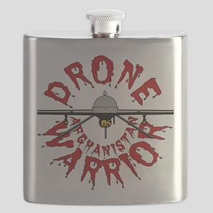 Predator Drone Warrior Flask
