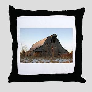 """""""Missouri Memories"""" Throw Pillow"""