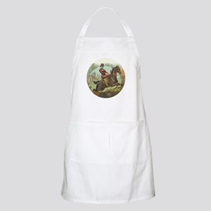 Jumping Horse BBQ Apron