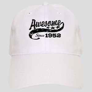 Awesome Since 1952 Cap