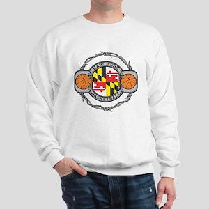 Maryland Basketball Sweatshirt