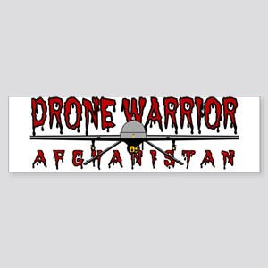 Drone Warrior - Predator Bumper Sticker