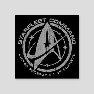 Vintage Starfleet Command Sticker