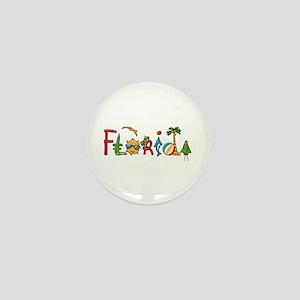 Florida Spirit Mini Button