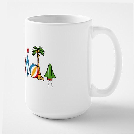 Florida Spirit Large Mug
