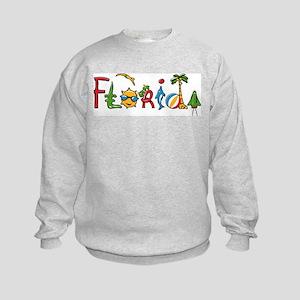 Florida Spirit Kids Sweatshirt