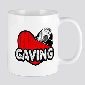 Heart Caving Mugs