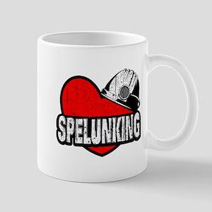 Heart Spelunking Mugs