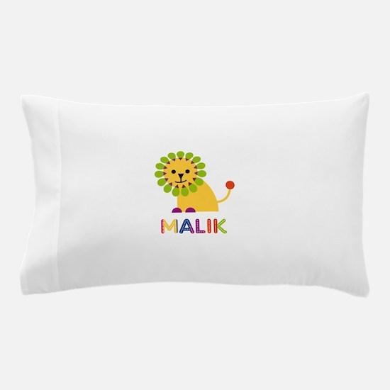 Malik Loves Lions Pillow Case