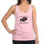 Shirt Logo-01 Racerback Tank Top