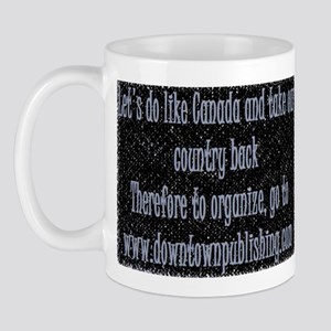 Take the US back Mug