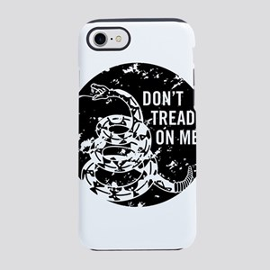 Don't Tread On Me iPhone 7 Tough Case