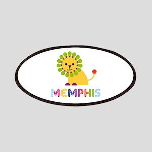 Memphis Loves Lions Patches