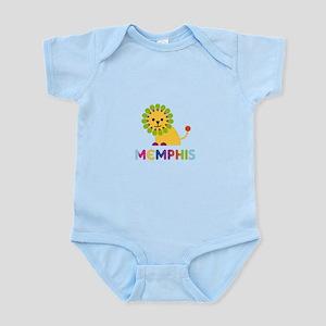 Memphis Loves Lions Body Suit