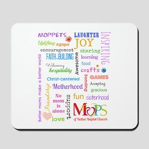 MOPS Mousepad
