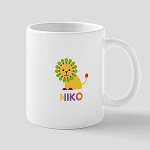 Niko Loves Lions Mug
